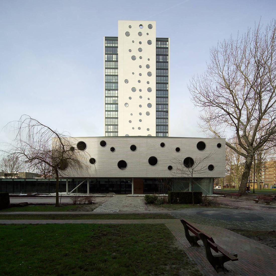 De Rokade, Arons en Gelauff Architecten, ARQUITECTURA, DISEÑO, VIVIENDA-COLECTIVA